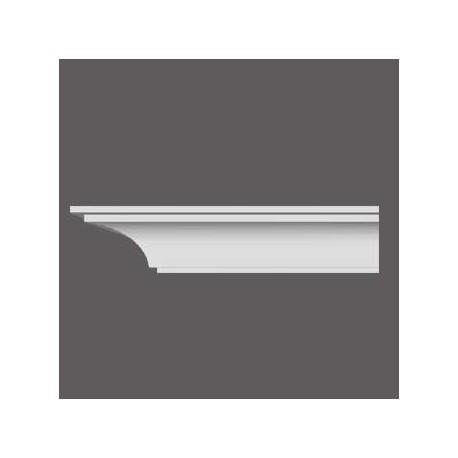 Lubų apvadas LE-0269 (2400x90x100) mm