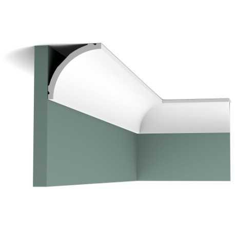 Karnizas luboms  C240F (200 x 8.0 x 8.0 ) cm