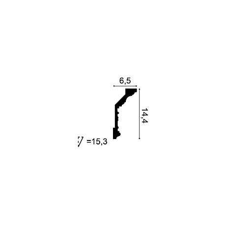 Dekoro elementas PX103A (190x35x12) mm