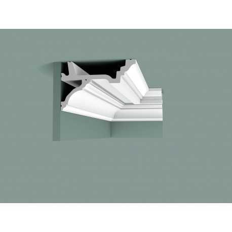 Moldingas LB05 (2400x53x19) mm