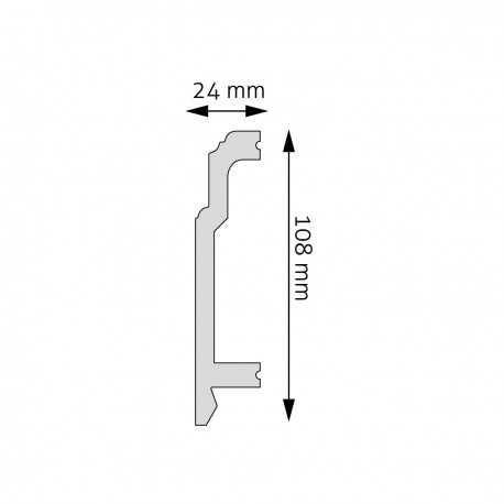 Rozetė luboms LM - 0013  ( Ø 515 mm )