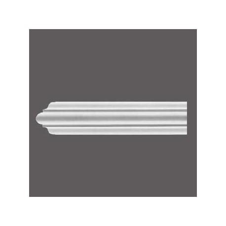 Juosta išoriniui sienų kampui LF - 0053 (2400x30x30) mm