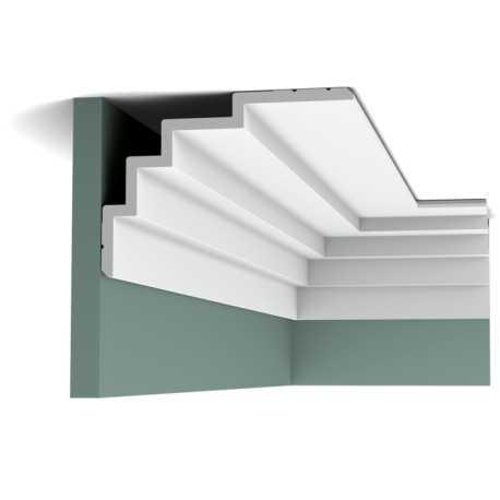 Steps karnizas C 393 (200x21.0x15.0) cm