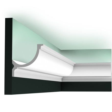 Apvadas apšvietimui C902 (200x10.3x10.3) cm