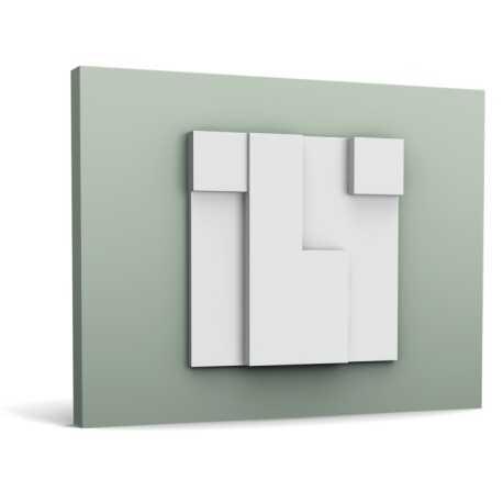 PANELĖ W102 (33.3x33.3x2.5) cm