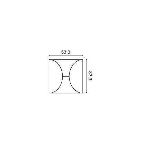 Grindjuostė PRO103 (2000x110x15) mm