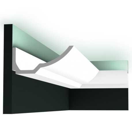Apvadas apšvietimui C351 BOAT (200x17.3x7.4) cm