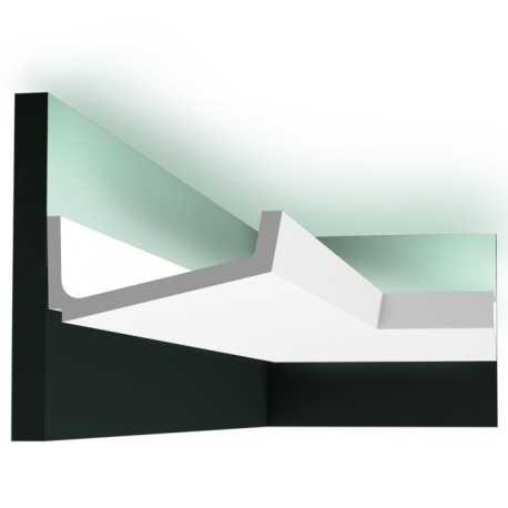 Apvadas apšvietimui C352 FLAT (200x17.3x7.6) cm