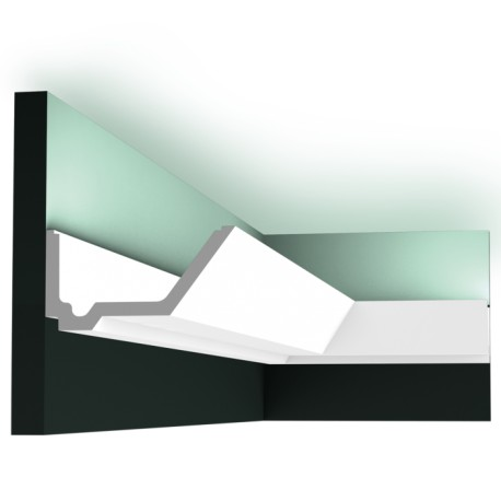 Apvadas apšvietimui C358  (200x14.0x7.3) cm