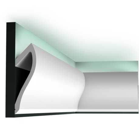 Apvadas apšvietimui C371 (200x5.8x18.5) cm