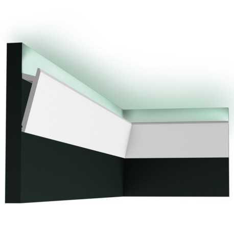 Apvadas apšvietimui SX179 Diagonal (200x2.9x9.7) cm