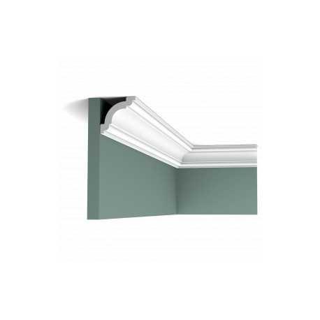 Karnizas luboms  CX124F (200x4.9x4.9) cm
