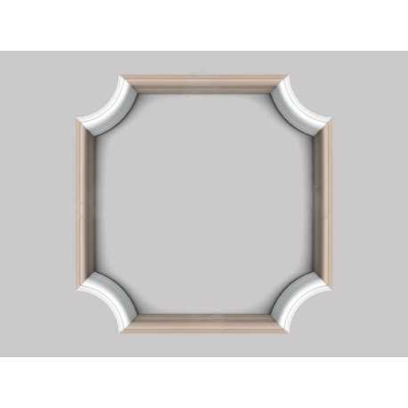 Panelė W100 Rombus (15.0x25.8.2.9) cm.