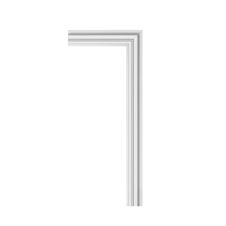Apvadas apšvietimui CX188F (200x3.0x3.4) cm
