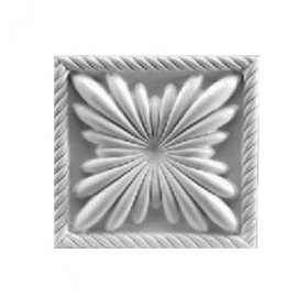 Dekoro elementas LR-0001I (110x110x28)mm