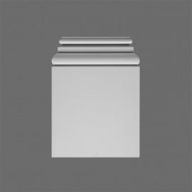 Bazė K 254 (390x65x535) mm
