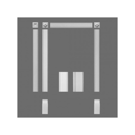 Bazė KDS 33 (310x74x89) mm