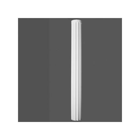 Dekoratyvinė kolona K 1102 (220 x 220 x 2020 - Ø 220) mm
