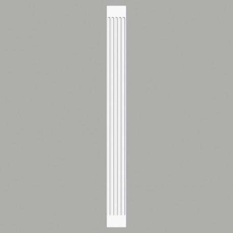 Kapitelis K1122 (360 x 360 x 300 - Ø 147) mm